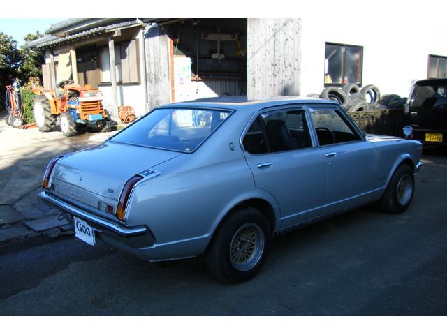 旧車カリーナトヨタ