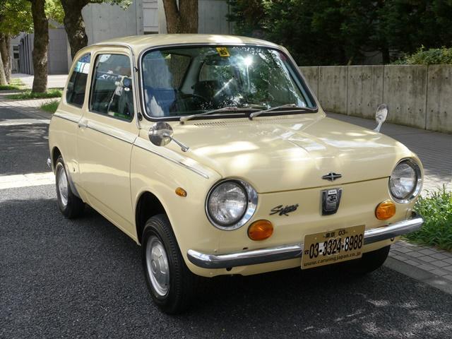 旧車R2スバル