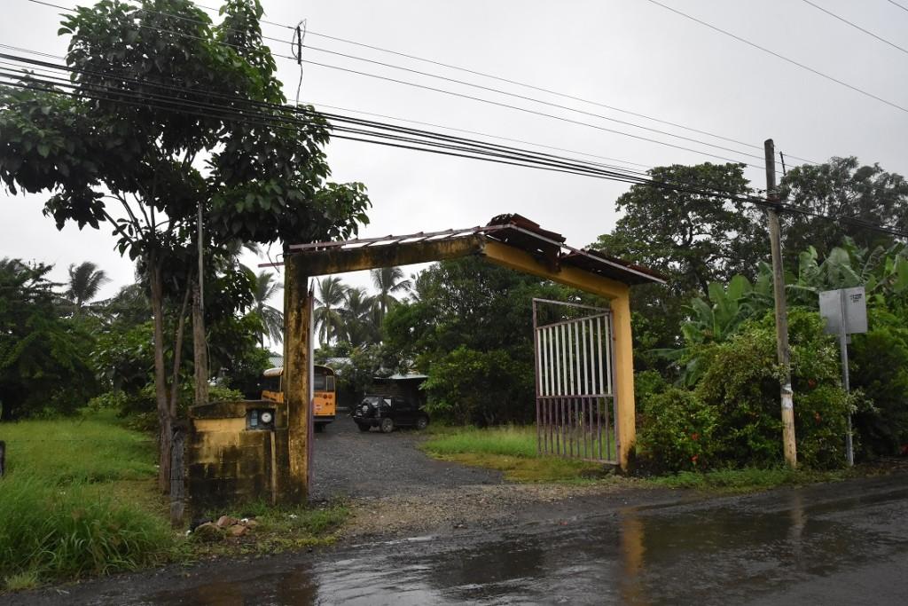 コスタリカのオスティオナルのアリバダガイドの家