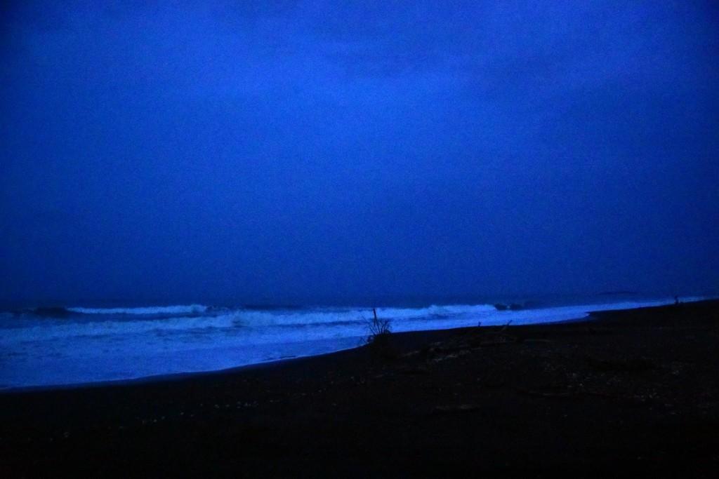 コスタリカのオスティオナルのビーチ